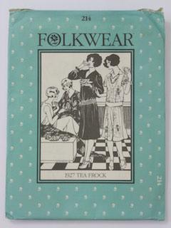 1920's Womens Pattern