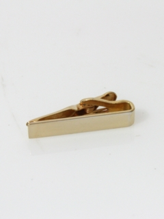 1960's Mens Accessories - Skinny Rockabilly Tie Bar
