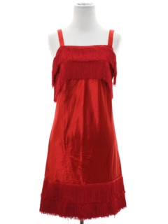 1920's Womens Flapper Style Dress