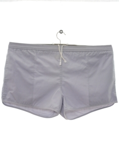 1980's Mens Swim Short Shorts