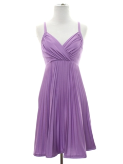 1970's Womens/Girls Prom Dress
