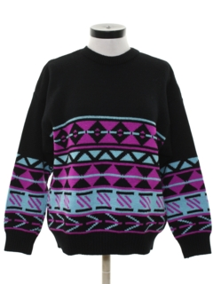 1980's Womens Ski Sweater
