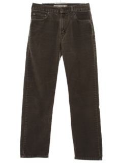 Mens Vintage Corduroy Pants at RustyZipper.Com Vintage Clothing