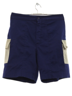 1980's Mens Board Style Shorts