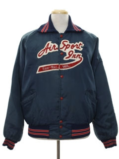 1970's Mens Baseball Jacket
