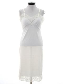 1950's Womens Lingerie - Slip