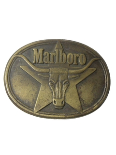 1980's Mens Accessories - Belt Buckle