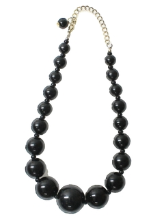 1960's Womens Accessories - Mod Necklace