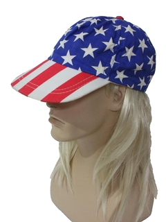 1990's Unisex Accessories - Trucker Baseball Hat