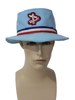1970's Mens Accessories - Bucket Hat