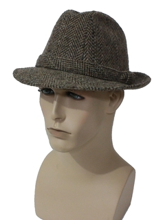 1970's Mens Accessories - Wool Hat