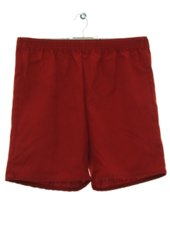 1970's Mens/Boys Sport Shorts