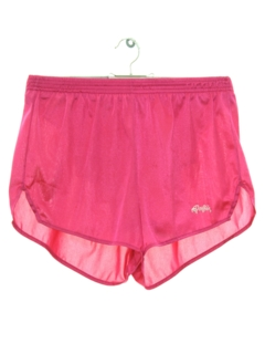1980's Womens Running Sport Shorts