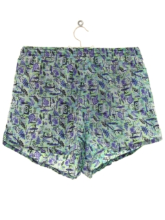 1990's Womens Wicked 90s Running Sport Shorts