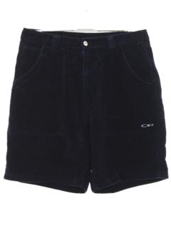 1990's Mens Op Corduroy Shorts