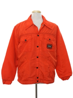 1970's Mens Wind Breaker Work Jacket