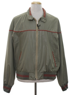 1970's Mens Running Jacket
