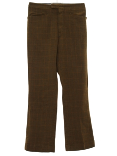 1960's Mens/Boys Mod Leisure Style Flared Pants