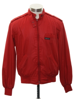 1980's Mens/Boys Members Only Style Jacket