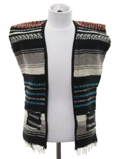 1980's Unisex/Childs Hippie Vest