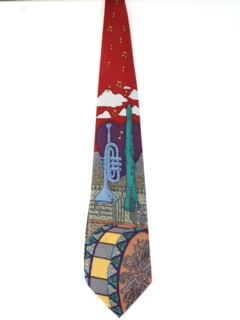 1990's Mens Beatles Necktie