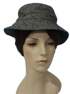 1980's Womens Accessories - Wool Hat