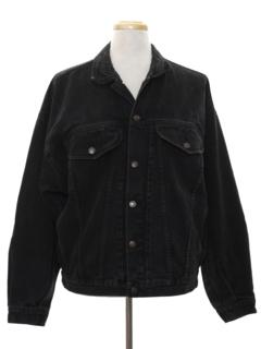 1980's Mens Totally 80s Denim Jacket