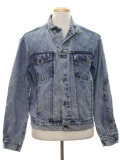 1990's Mens Designer Denim Jacket