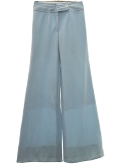 1970's Womens/Girls Hippie Bellbottom Pants