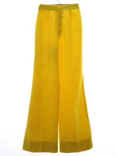 1970's Womens Hippie Bellbottom Pants