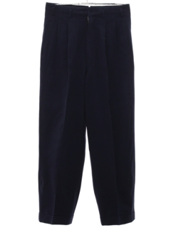 1940's Mens Swing Style Pleated Pants