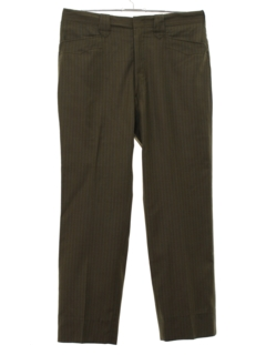 1960's Mens Western Leisure Style Mod Pants