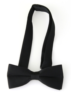 1980's Mens Formal Bowtie Necktie