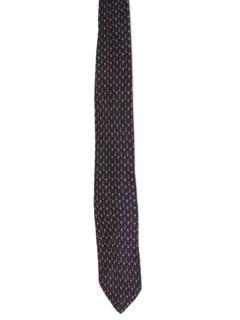 1960's Mens Designer Necktie