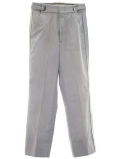 1980's Mens/Boys Tuxedo Pants