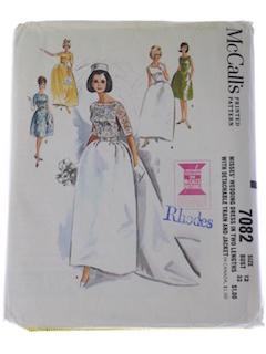 1960's Womens Patten