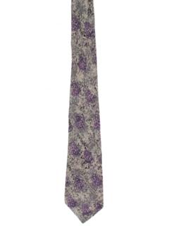 1970's Mens Designer Necktie
