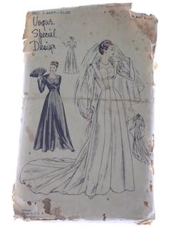 1940's Womens Pattern*