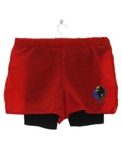 1990's Unisex Sport Shorts