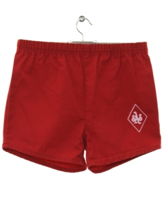1980's Mens/Boys Sport Shorts