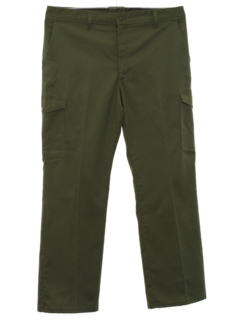 1980's Mens Boy Scout Pants