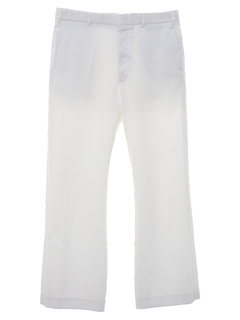 1970's Mens Saturday Night Fever Flared Disco Pants