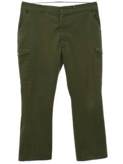 1970's Mens Boy Scout Pants
