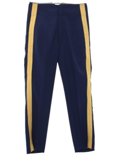 1950's Mens Uniform Slacks Pants