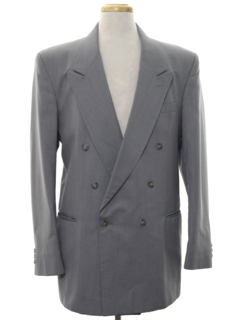 1940's Mens Swing Style Blazer Sport Coat Jacket