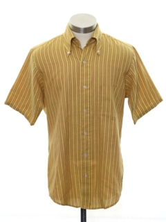 1970's Mens or Boys Mod Shirt