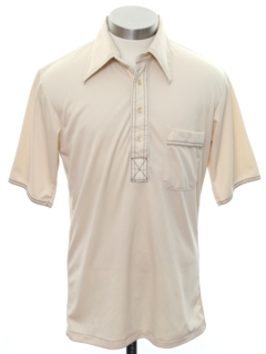 1970's Mens/Boys Golf Shirt