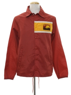 1980's Mens Work Style Jacket