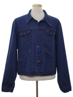 1970's Mens Denim Jacket