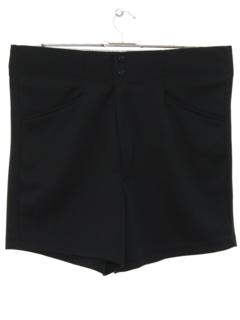 1980's Mens Bike Style Sport Shorts